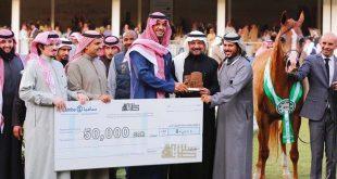 مهرجان الأمير سلطان بن عبدالعزيز العالمي للجواد العربي 2018