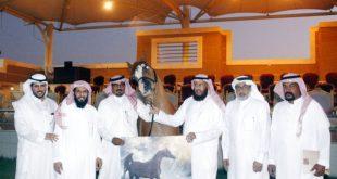 مؤسس مربط سدير للخيل العربية الشيخ محمد بن عبدالله الشبانات